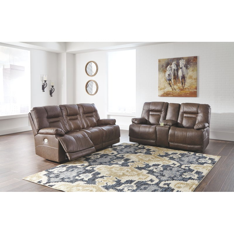 recliner living room set color 2019 ashley wurstrow power reclining u54603 15 18 in portland oregon