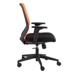 Office Chair With Adjustable Arms 400 Lb Weight Capacity Euro Style Spiro 39003org In Portland Oregon