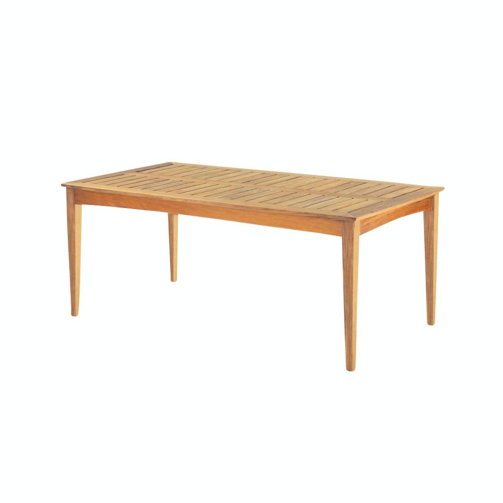 kingsley bate amalfi club chair burlap covers ideas 73 x 38 rect dining table am73 portland or