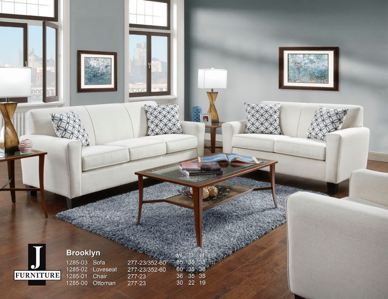 living room furniture brooklyn all white rooms j at wendell s the