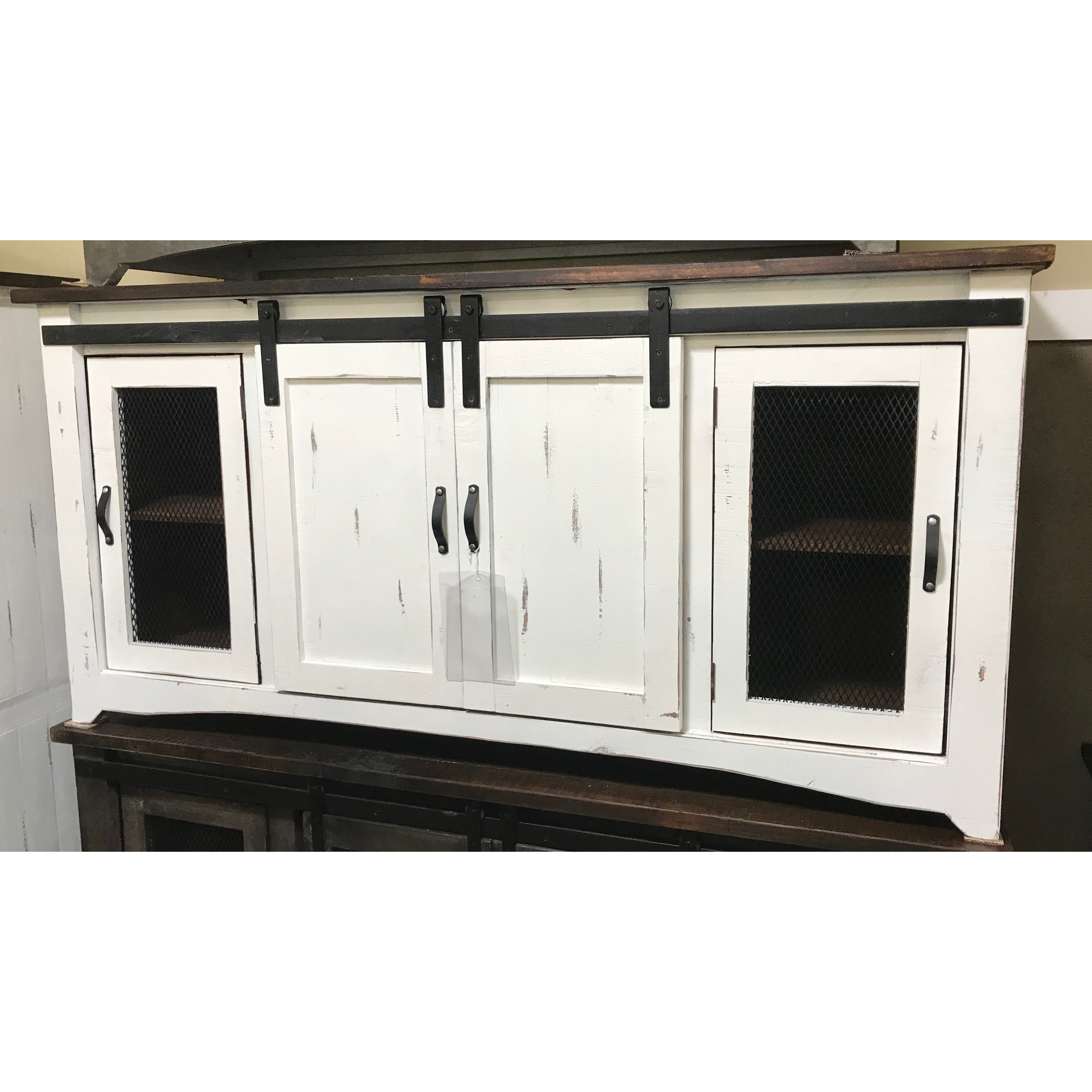 antique kitchen islands for sale sets texas rustic white 72 inch barn door tv stand mo ...