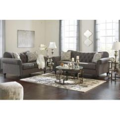 Living Room Sofa And Loveseat Sets French Country Sofas Signature Design By Ashley Praylor 2pc Set 48901 35 38