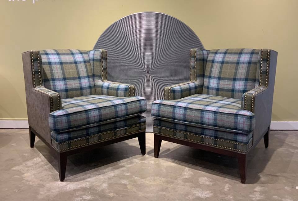 the chair outlet keizer oregon vintage designer chairs furniture hickory mart nc mitchell gold bob williams factory in com large plaid tasha 6