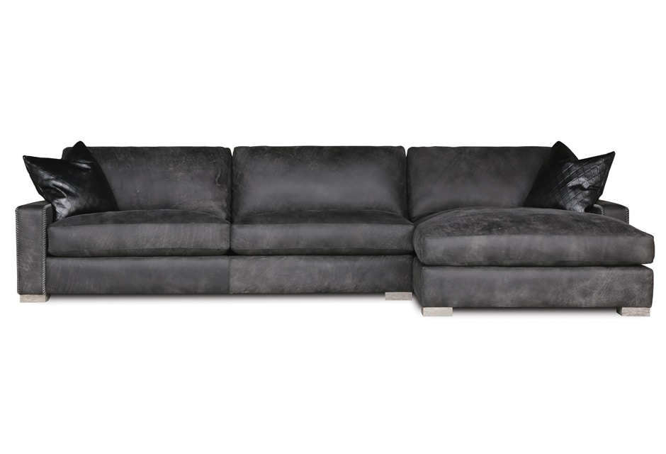 fairmont sofa laura ashley black leather chesterfield living room sectionals furniture hickory mart in eleanor rigby home uptown cowboy 32 laf 53 raf chaise