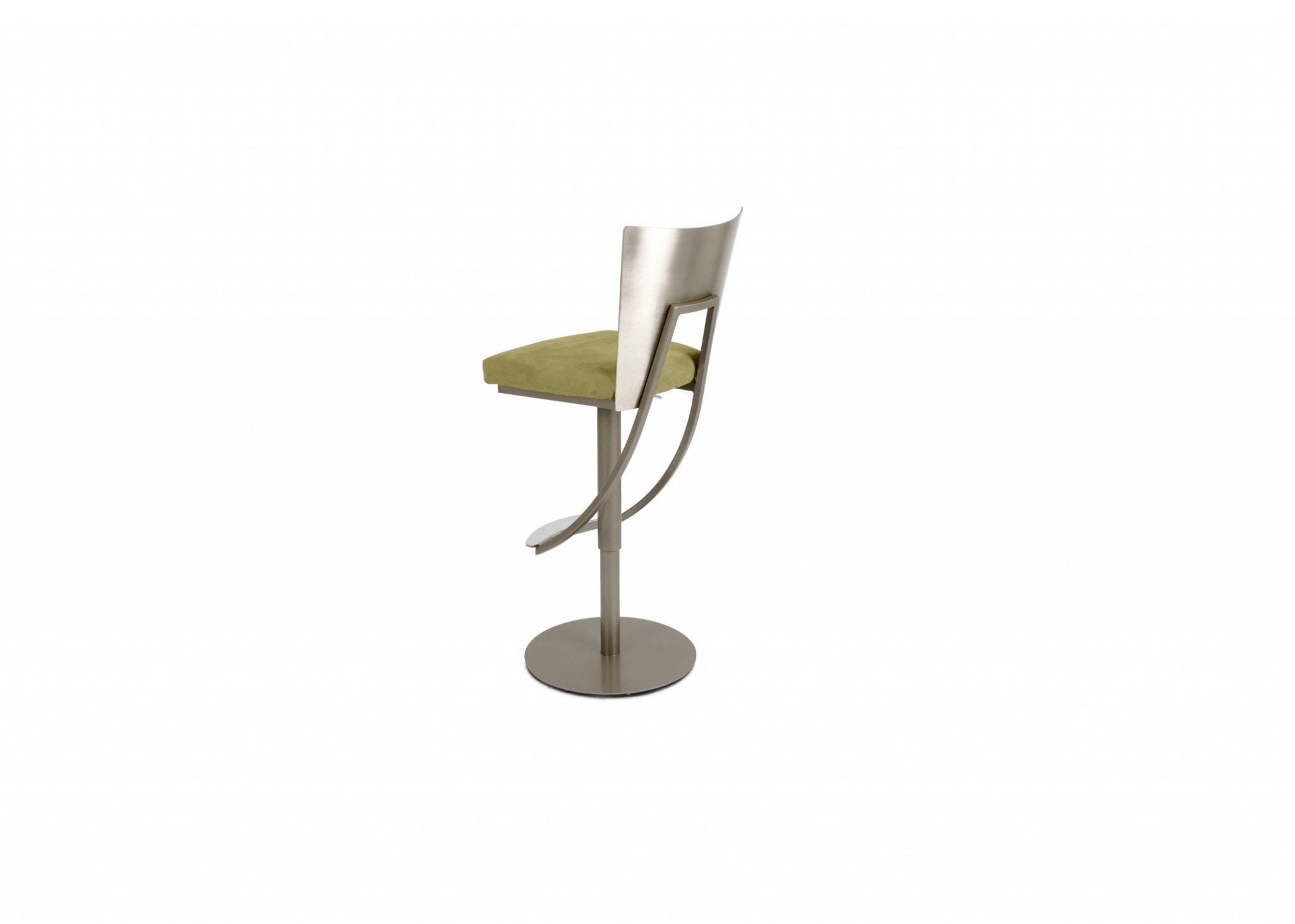 swivel chair regal dining room cushion hydraulic barstool elite modern 421b