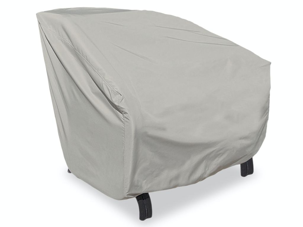 treasure garden 43 x 43 in large club chair protective cover with elastic