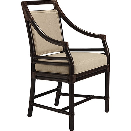 Arm Chairs Target Mcguire Dining Room Ratta Target Arm Chair Upholstered Back Mcg