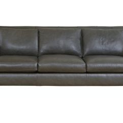 Emma Tufted Sofa Franklin Reclining Parts Walter E Smithe Living Room S Brax 3 Seat Leather