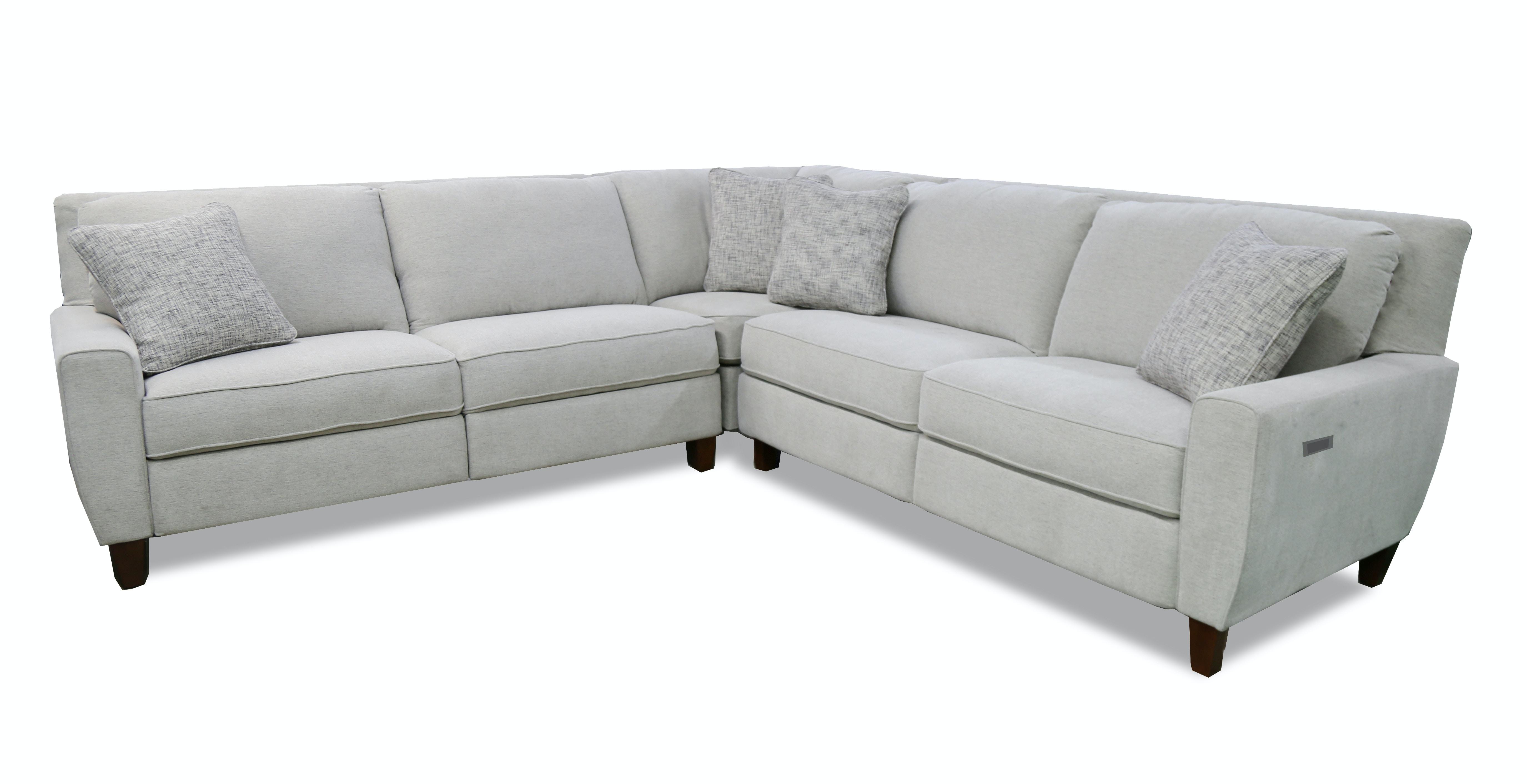 duo edie power reclining sectional la z boy