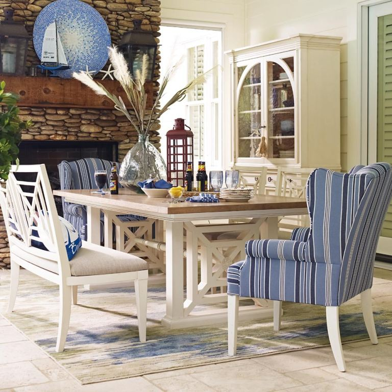 Bassett Dining Room HGTV Home Furniture Collection 45704478  Woodchucks Fine Furniture  Decor