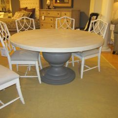 Paula Deen Table And Chairs Staples Red Leather Office Chair Furniture 795657 Clearance Dining Room Bungalow Round Br