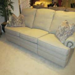 Reclining Sofa On Clearance Lawrence Loveseat Motioncraft Furniture 7130 Prk Living Room