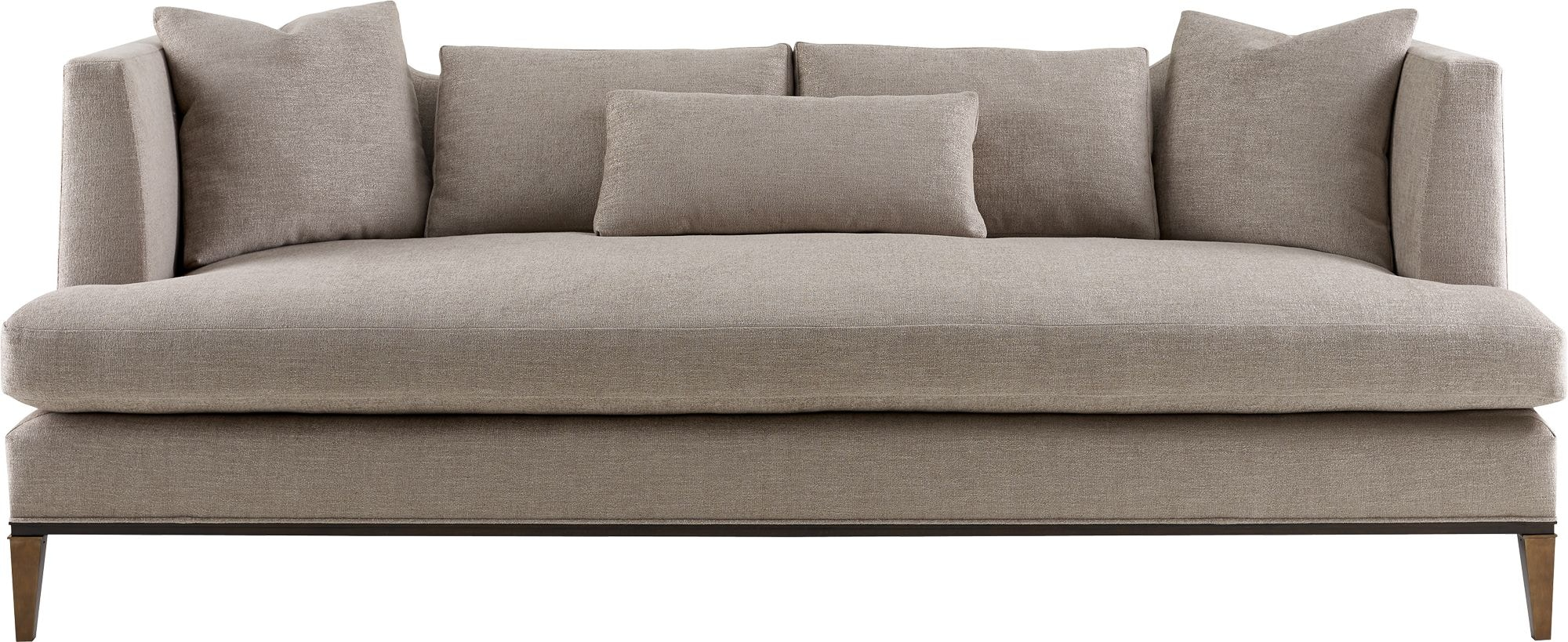 baker furniture max sofa manufacturers nottingham uk barbara barry thacher sectional
