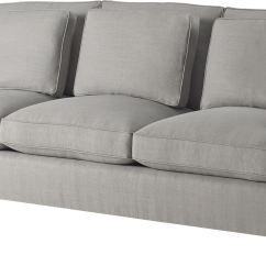 Baker Furniture Max Sofa Leather Company Clearance Barbara Barry Sofas Centerfieldbar