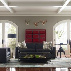 Four Club Chairs In Living Room Interior Design Plan Hands Furniture Ccar 22 Osb Larkin Chair Old Saddle Black