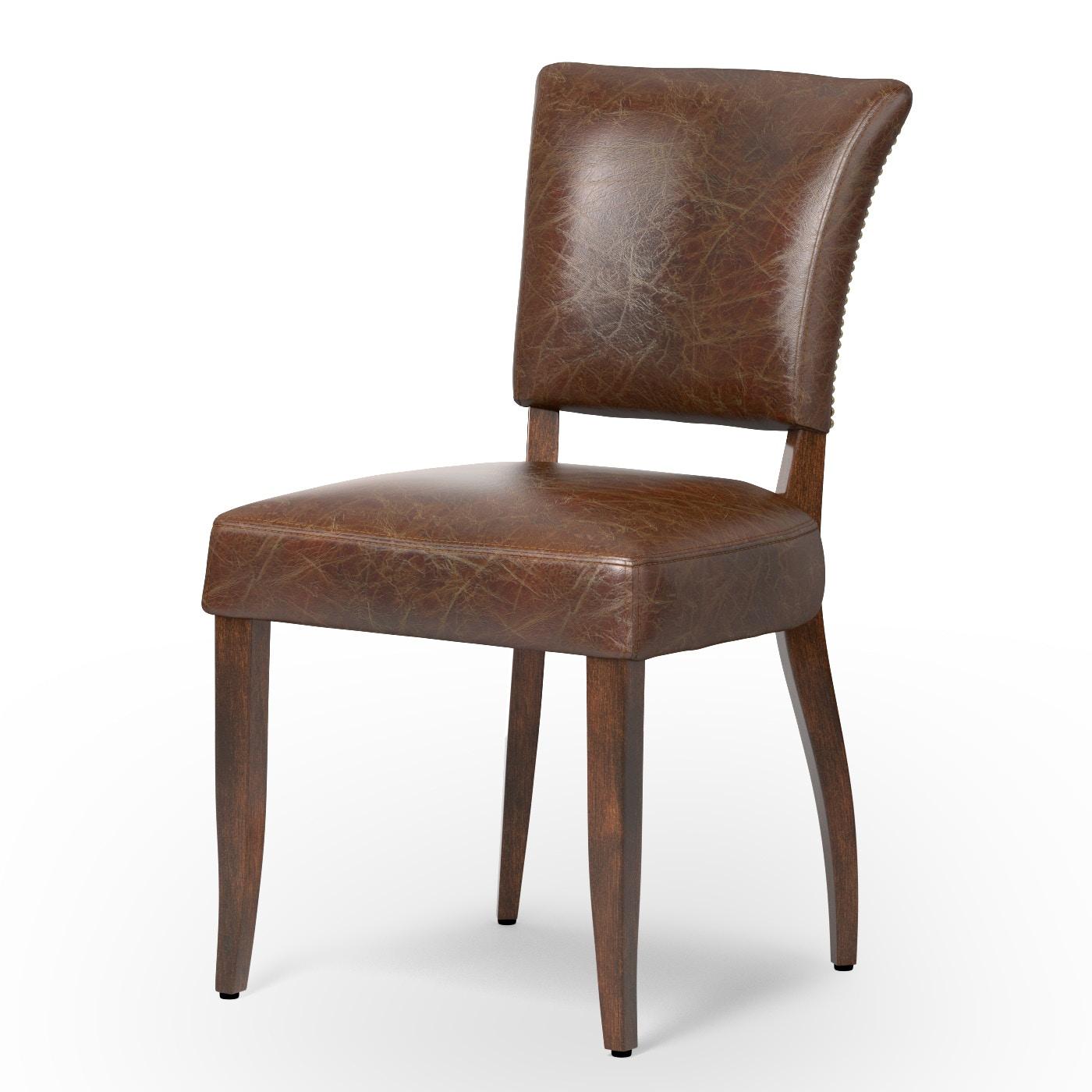 antique oak dining chairs wedding chair covers basingstoke four hands furniture ccar m3 bkt room mimi biker tan carnegie