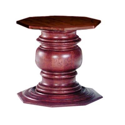 Fremarc Designs 55800 Dining Room Pedestal Base Only