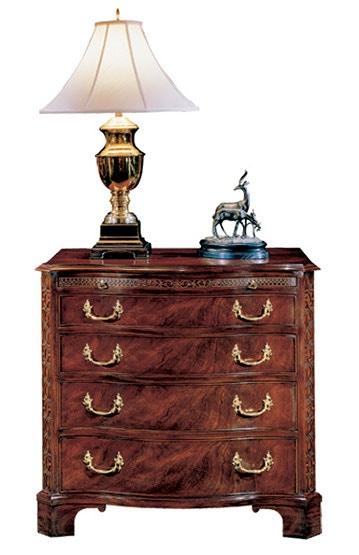 Henkel Harris Furniture Bedroom Chest 2436