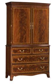 Henkel Harris Furniture 386 Bedroom Armoire