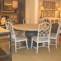 Paula Deen Table And Chairs Feel Good Chair Massage Furniture Bungalow Dining Group Room 7 Piece Set