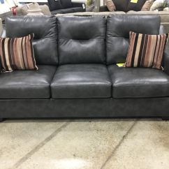 112 Lancaster Leather Sofa Hickory Interiors Outlet 1587 6390538