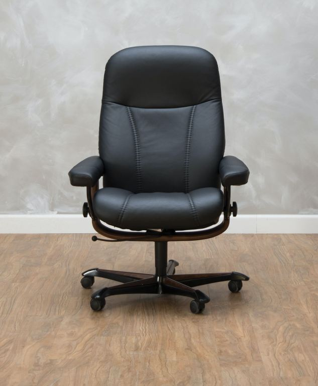 Stressless Office Chair Stressless By Ekornes Home Office Consul Office Chair