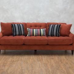 Ashley Furniture Palmer Sofa Outdoor Gliders 205 Leather Walnut Thesofa