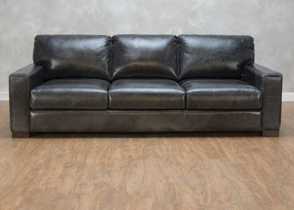 ravel leather sofa
