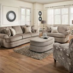 Accent Armchairs For Living Room Design Your Virtual Simmons Upholstery Sofa Chair 1 2 Ottoman 200043 Available At Hansens Furniture In Modesto And Winton Ca Locations