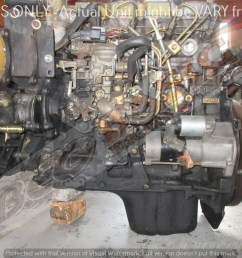 mitsubishi pajero 4m40 2 8l turbo diesel engine [ 1024 x 768 Pixel ]