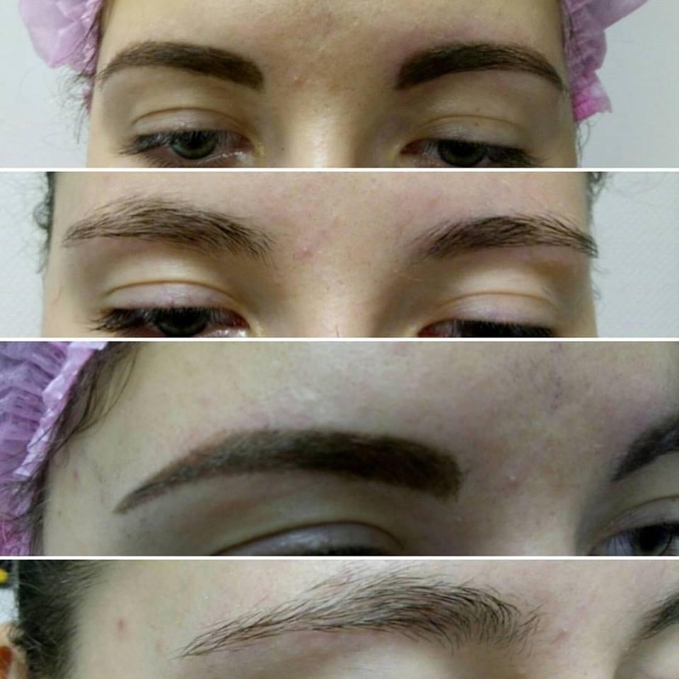 услуги мастера перманентного макияжа татуажа киев 900 грн макияж