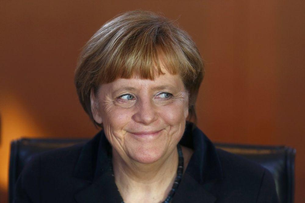 Angela Merkel, Foto Reuters