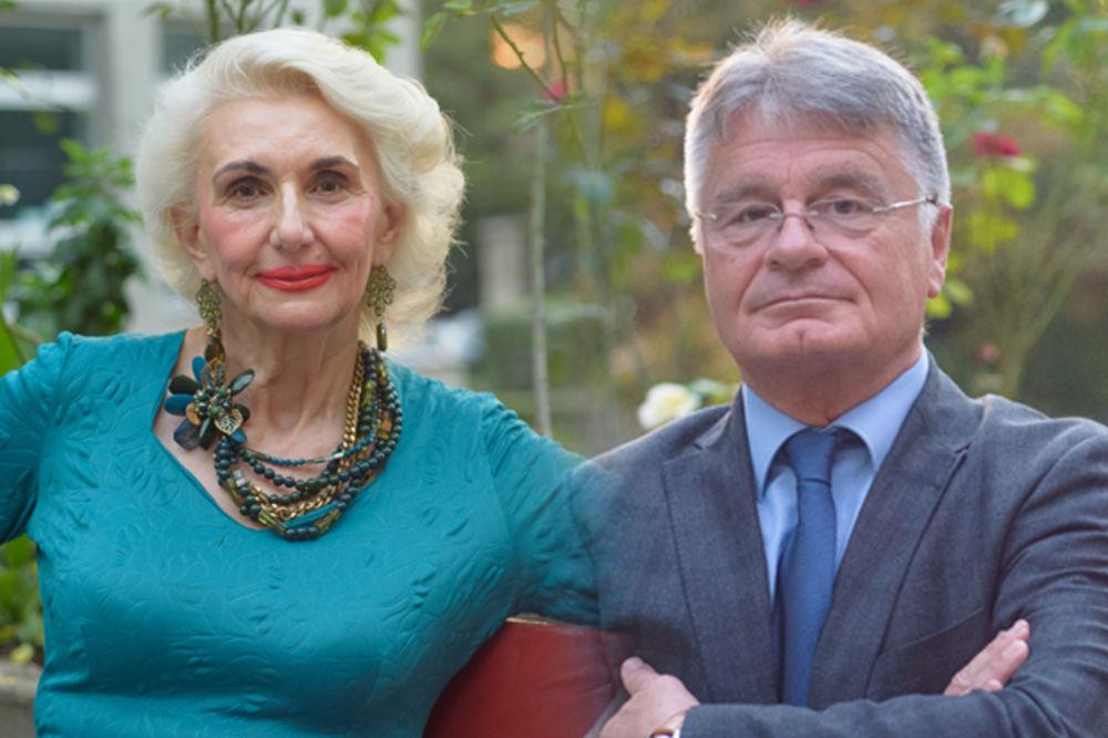 Dr Jelena Bošković, Dejan Lučić, foto Stefan Jokić