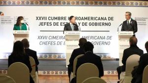 Abinader will take charge of the next Ibero-American Summit
