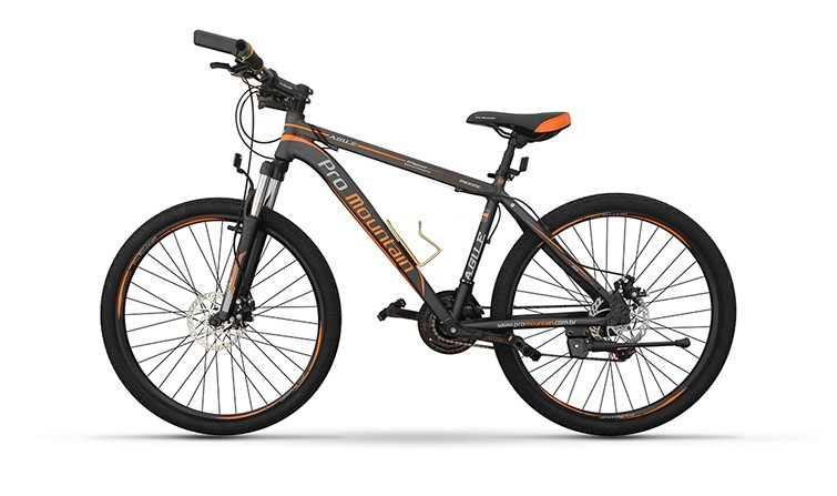 Pro-mountain Bike Aro 29 Agile Pm350 Grey na Gaba Hobby