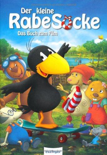 Der kleine Rabe Socke Das Buch zum Film von Katja Grübel