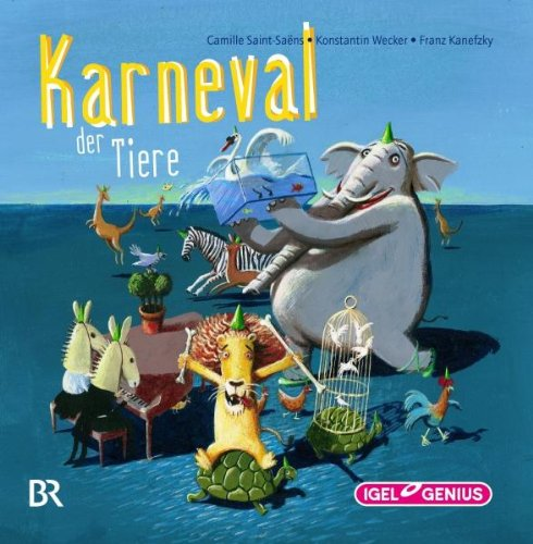 Karneval Der Tiere Malvorlagen