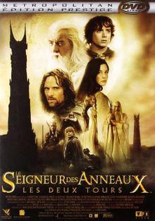 Le Seigneur Des Anneau 2 : seigneur, anneau, Seigneur, Anneaux, Tours, Peter, Jackson