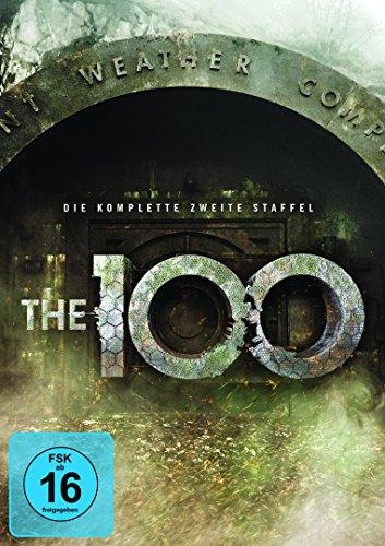 The 100  Die komplette zweite Staffel [3 DVDs] von Dean White