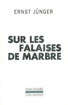Sur Les Falaises De Marbre : falaises, marbre, Falaises, Marbre, (Imaginaire), Ernst, Jünger