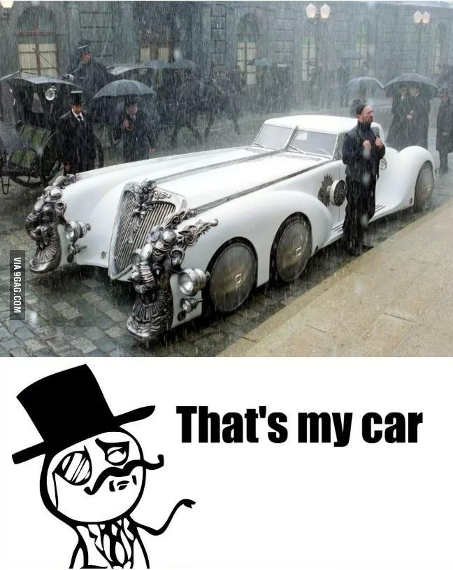 Classic Car Meme : classic, Classic, Joser325263, Memedroid