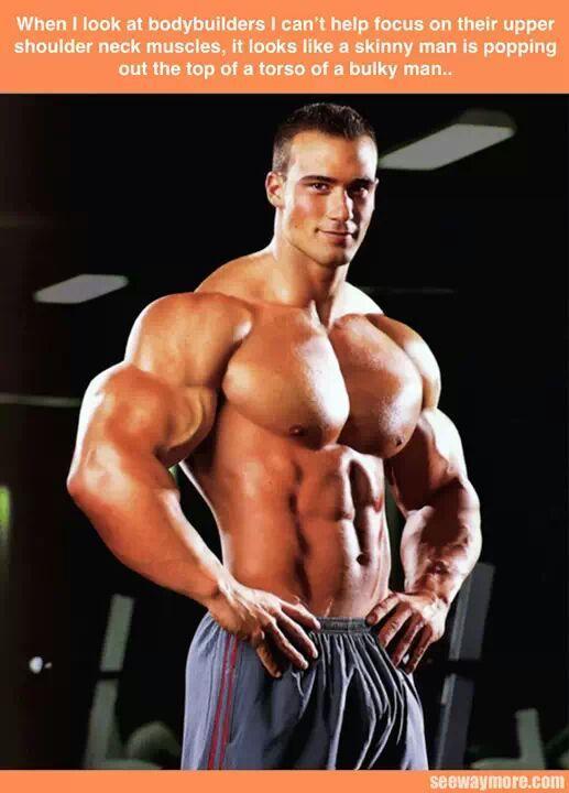 Muscle Man Meme : muscle, Muscle, Ducksneezes, Memedroid