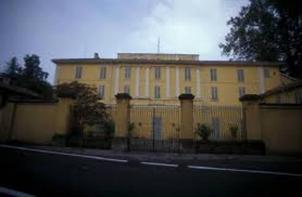 Villa Trivulzio a Cassinetta di Lugagnano