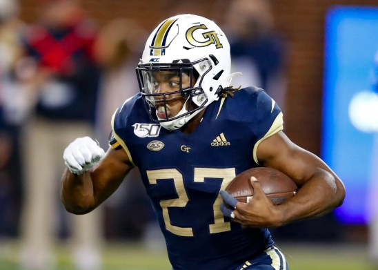 Georgia Tech Football 2020 Spring Position Preview: Running Back