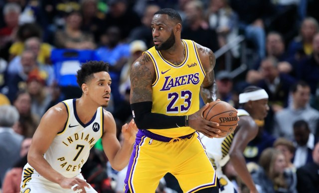 Los Angeles Lakers lose two streaks vs. Indiana Pacers, 4 lessons