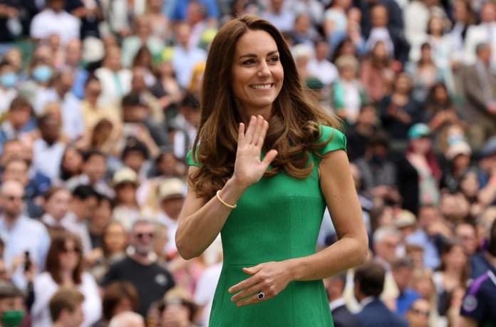 Kate Middleton, Wimbledon, green dress, priyanka chopra jones