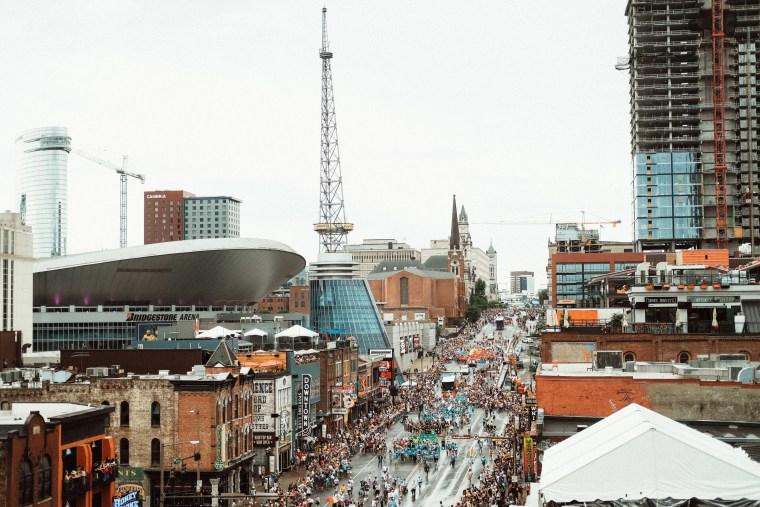 AC Mack Scenic City Invitational Nashville Pride