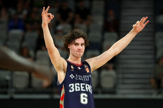 Cleveland Cavaliers: 2021 prospect Josh Giddey's potential fit with CLE