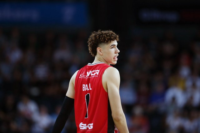 Lavar Ball quer LaMelo nos Knicks - NBA PORTUGAL
