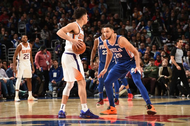 Would the Phoenix Suns swap rosters with the Philadelphia 76ers?